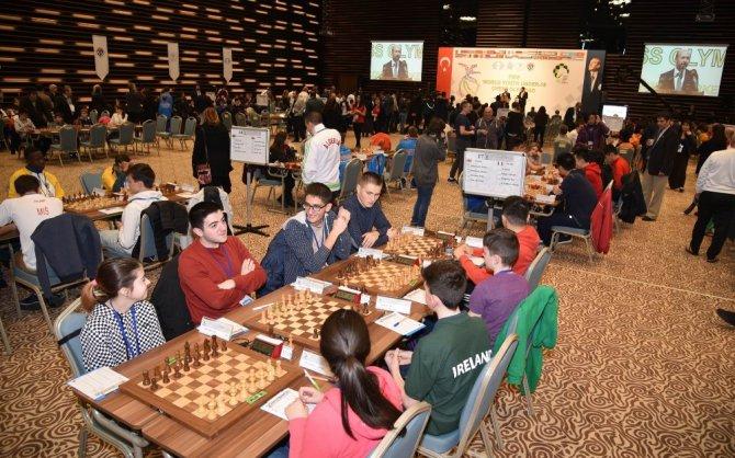 Dünya Satranç Olimpiyatı Konya'da başladı