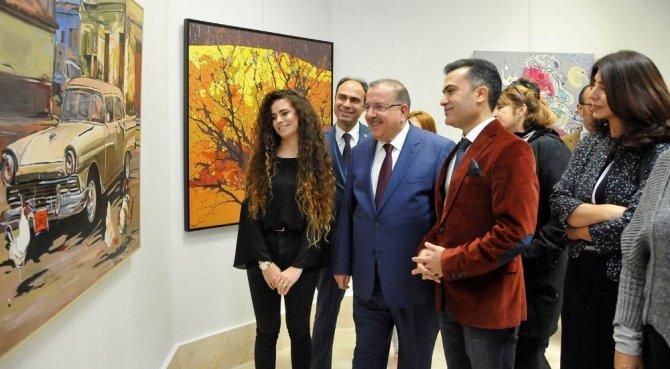Selçuk'ta Uluslararası Sanat, Zanaat, Mekân Kongresi yapıldı