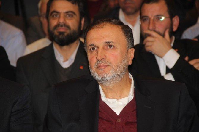 """Karamollaoğlu: """"Biz her ilde kazanmak için seçime giriyoruz"""""""
