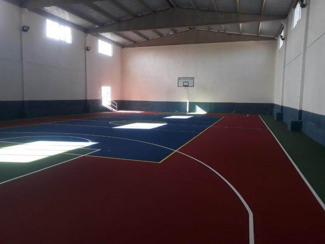 Beyşehir'e çok amaçlı kapalı spor ve toplantı salonu daha