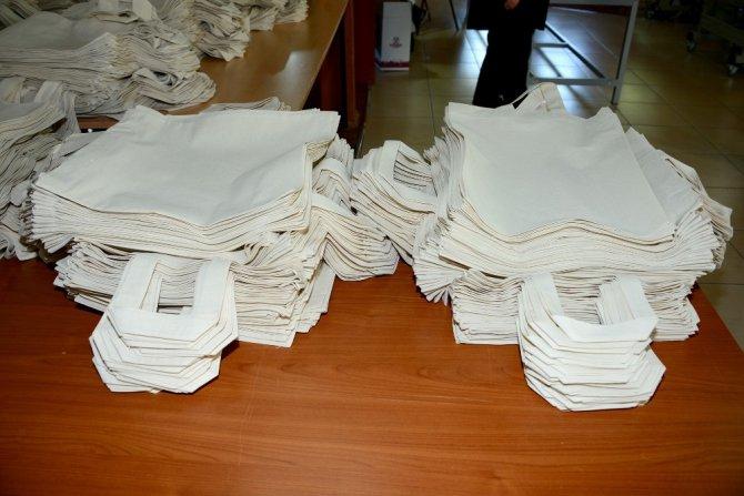 Konya Büyükşehir Belediyesi 1 milyon bez torba dağıtacak