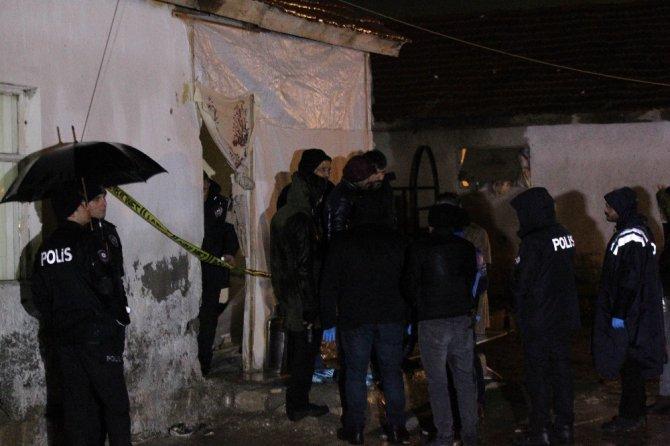 Konya'da anne ve iki çocuğu öldürülmüş halde bulundu