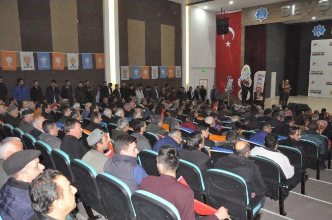 AK Parti Beyşehir'de Aday Tanıtım Programı gerçekleştirdi
