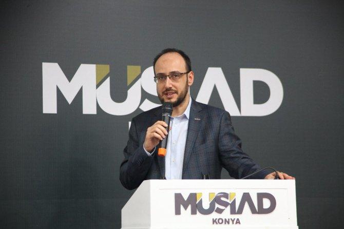MÜSİAD Konya'da SENYAP Yatırım Ortaklığı tanıtıldı