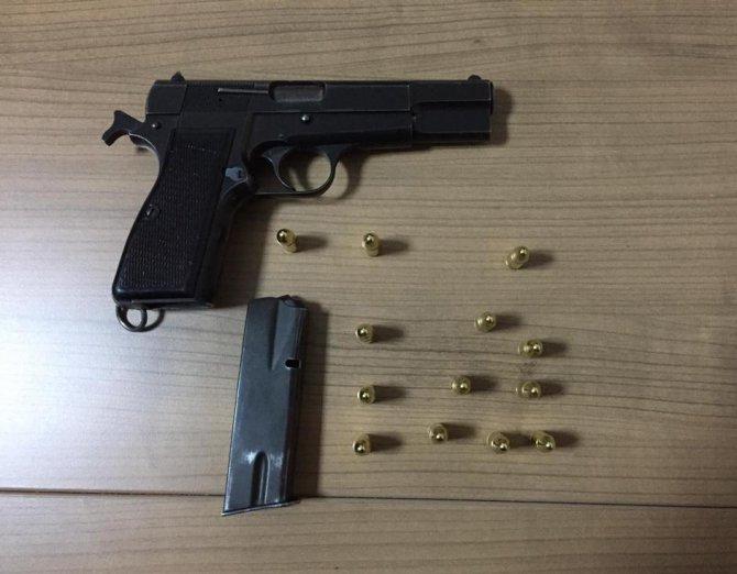 Ereğli polisinin uygulamasında 5 gözaltı