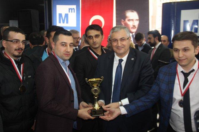 Konya'da Muhasebe Haftası etkinliği