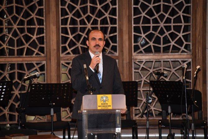 """Başkan Altay: """"Mazlum milletleri dualarımızda unutmayalım"""""""