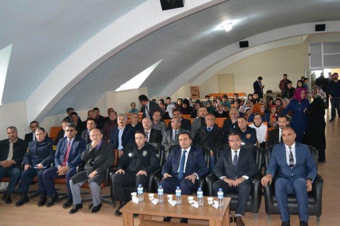 Kulu'da İstiklal Marşı'nın kabulü ve Mehmet Akif Ersoy'u anma programı