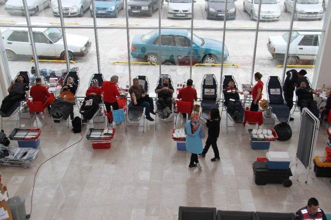 Beyşehir Belediyesinden kan bağışı desteği