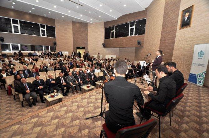 14 Mart Tıp Bayramının 100. yılı NEÜ Meram Tıp Fakültesinde kutlandı