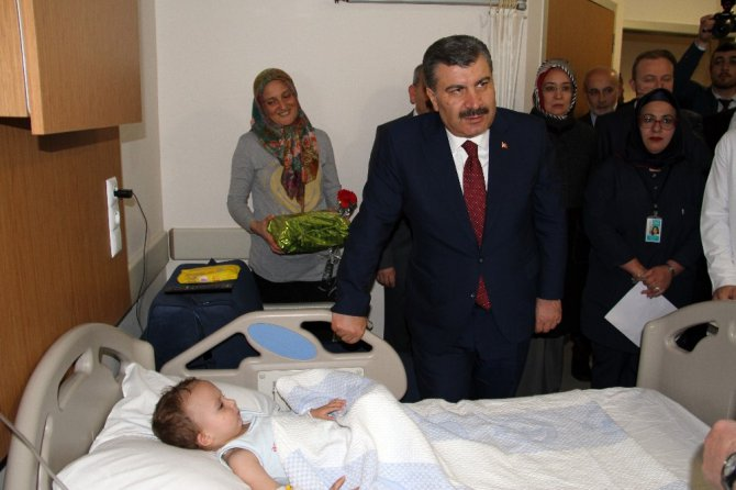 """Sağlık Bakanı Koca: """"Cumhurbaşkanlığı hükümet sistemi bundan sonraki süreçte kendisini hissettirecek"""""""