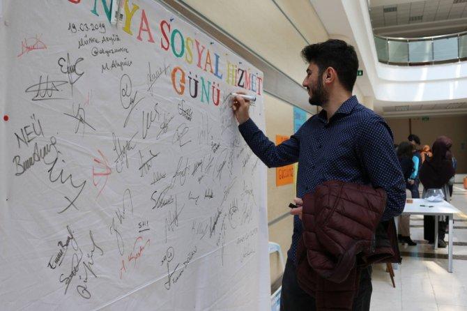 KTO Karatay'da Dünya Sosyal Hizmet Günü programı düzenlendi