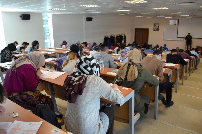 KTO Karatay Üniversitesinden Türkiye genelinde TYT deneme sınavı