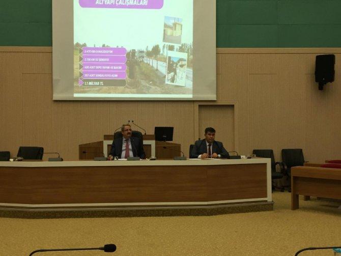 Konya İl Koordinasyon Kurulu toplantısı yapıldı