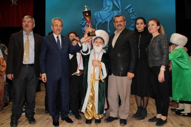 Akşehir'i Nasreddin Hoca İlkokulu temsil edecek