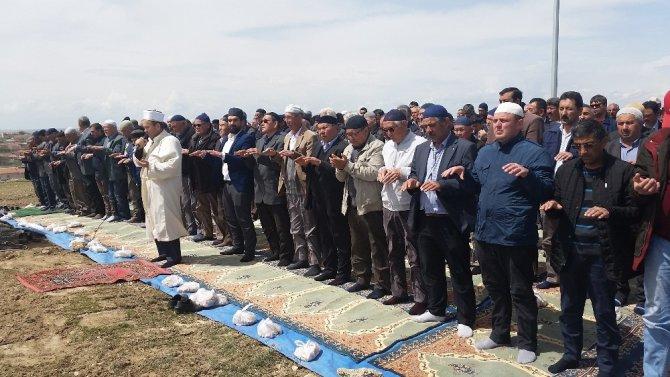 Kulu'da yağmur duası
