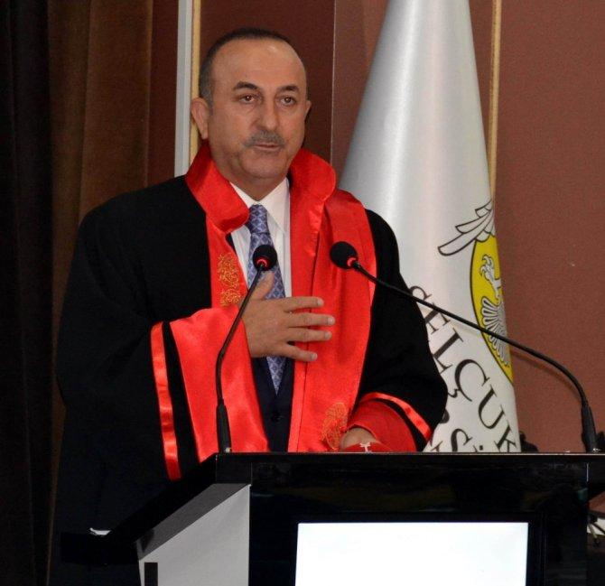Bakan Çavuşoğlu: