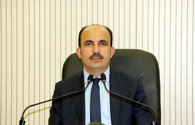 Konya Büyükşehir Belediyesi Meclisi yeni dönemin ilk toplantısını yaptı