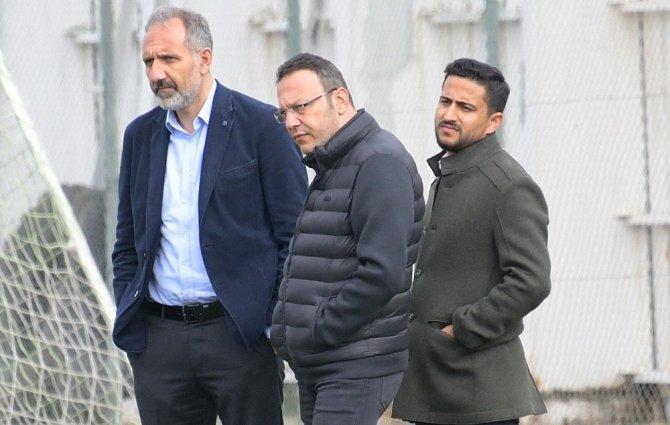 Atiker Konyaspor'un MKE Ankaragücü hazırlıkları sürüyor