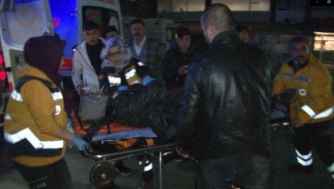 Boğazından ve vücudundan bıçaklanan genç ağır yaralandı