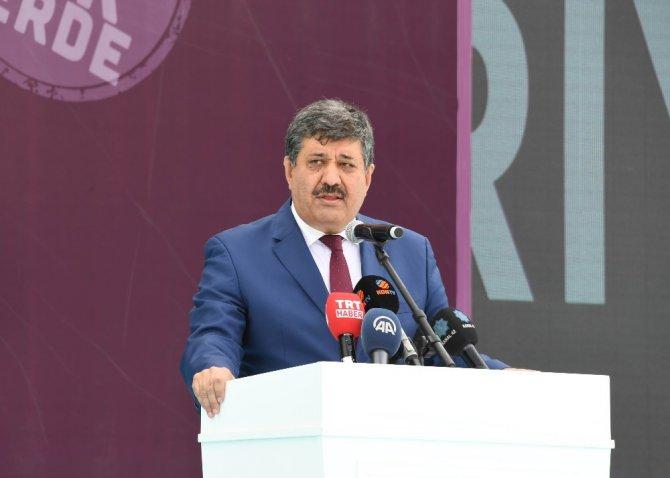 İç Anadolu Kariyer Fuarı KTO Karatay'da başladı