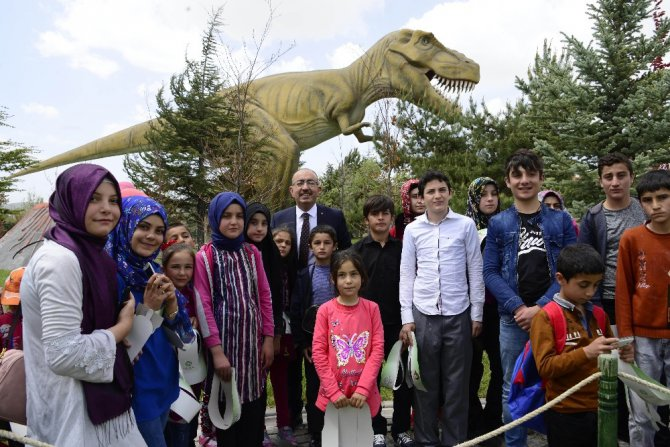Meram Belediyesinden çocuklar için yeni proje