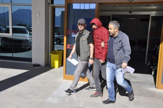 Konya'da eroin ele geçirildi: 2 gözaltı