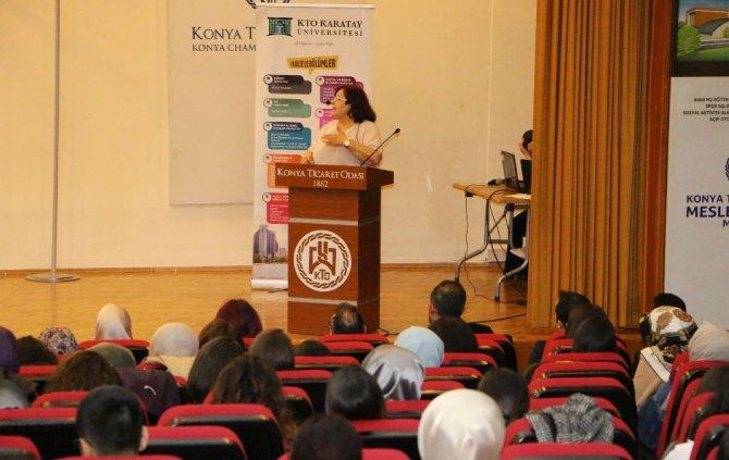 """KTO Karatay'dan """"El Tendon Yaralanmalarında Tedavi Prensipleri Sempozyumu"""""""