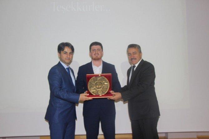 Seydişehir'de Kadester Mahmud Esad Efendi anıldı