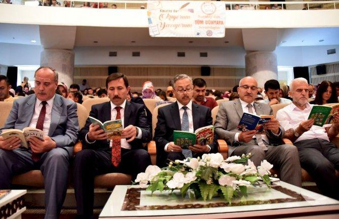 Karatay'da öğrencilere ödül