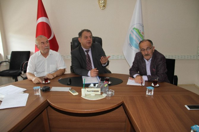 Beyşehir'de 2019 YKS koordinasyon kurulu toplantısı