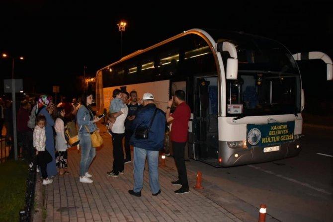 AKİP'in başarılı öğrencilerine Çanakkale ve Bursa gezisi