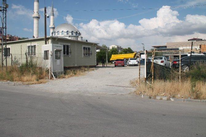 Konya'da çekicilerle 20 dakika içinde 4 tane dorse çaldılar