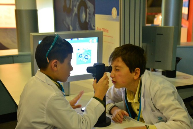 Konya Bilim Merkezi'nden Yaz Bilim Kampları