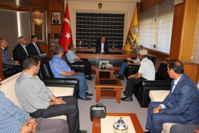 """Başkan Altay: """"Ortak akıl ile Konyamızın yaşam kalitesini artırıyoruz"""""""