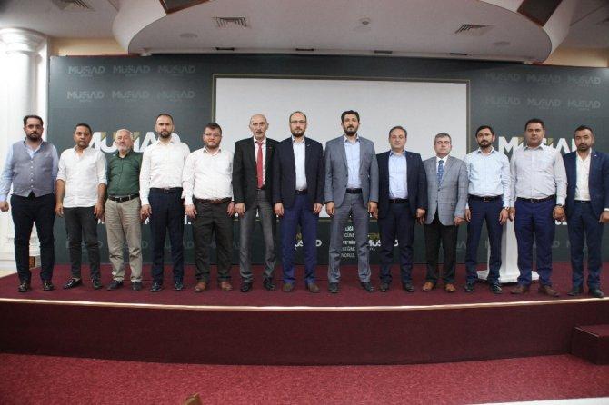 STK başkanları Konya Ekonomisi için bir araya geldi