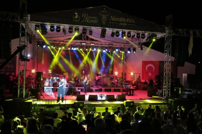 Akşehir'de Işın Karaca rüzgarı esti