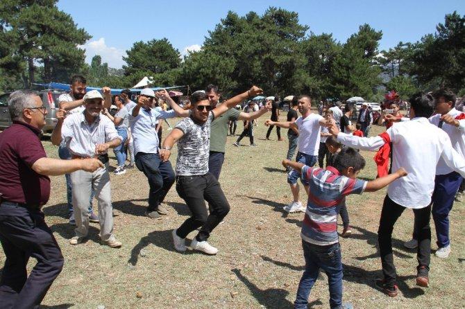 Beyşehir'de 16. Geleneksel Anamas-Dedegöl Kültür Şenlikleri yapıldı