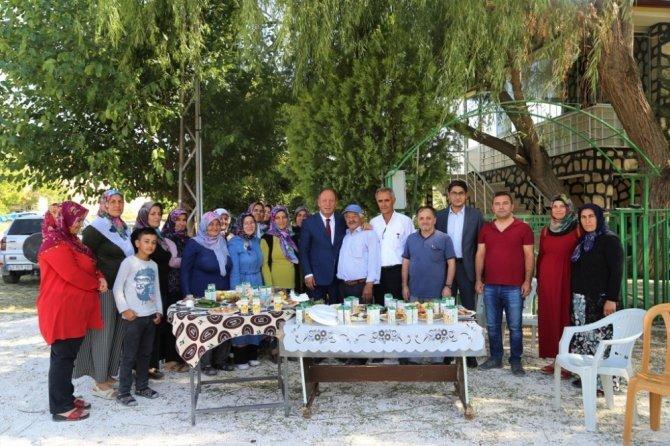 Başkan Oprukçu'dan kadın girişimcilere tam destek