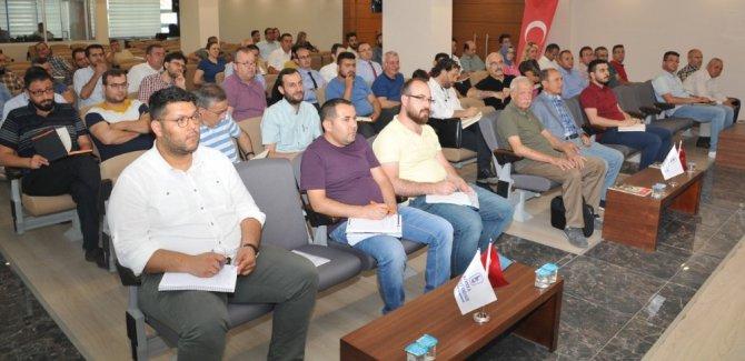 KOBİ'lere 'Devlet Destekli Ticari Alacak Sigortası' anlatıldı