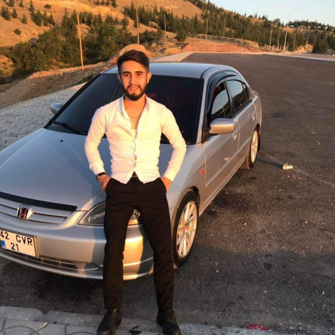 Konya'da kaza kurbanları toprağa veriliyor