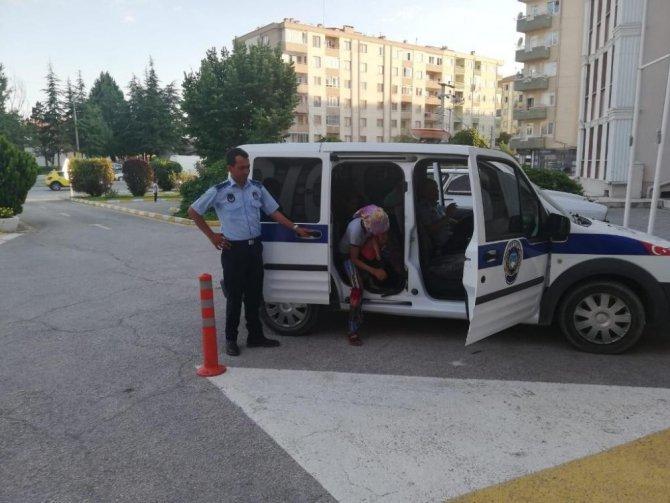 Ereğli Belediyesi ekipleri dilencilere göz açtırmıyor