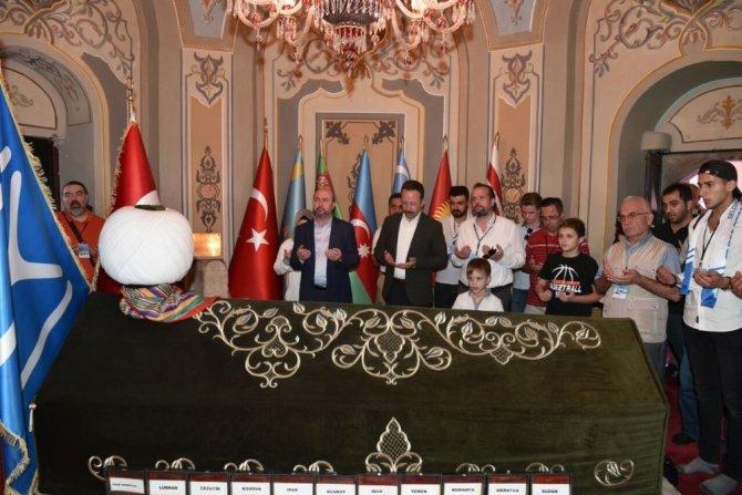 """Başkan Pekyatırmacı: """"Selçuklu'nun torunları Osmanlı'nın kuruluşuna şahitlik ediyor"""""""