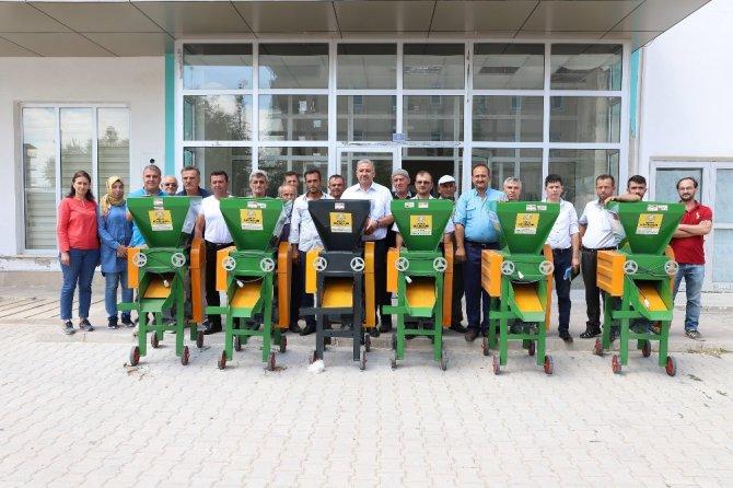 Konya Büyükşehir'den üzüm üreticisine destek