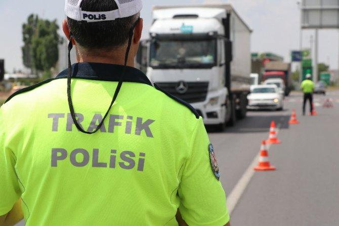 Aksaray'da 1 ayda 20 bin 340 kişi sorgulandı, 28 tutuklama