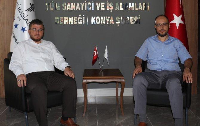 """Başkan Serçe: """"Konyamızın gücüne güç katacağız"""""""