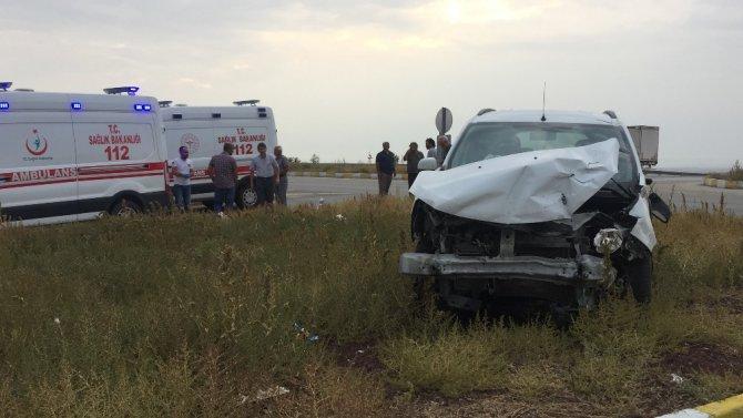 Kulu'da trafik kazası: 6 yaralı