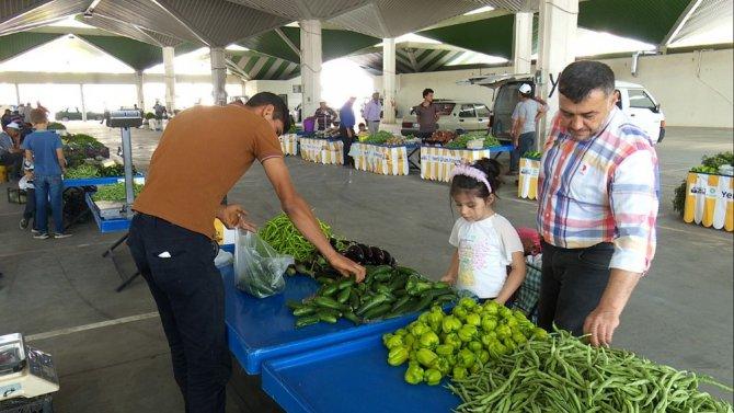 Yerli Ürün Pazarı her Cumartesi Konyalıları bekliyor