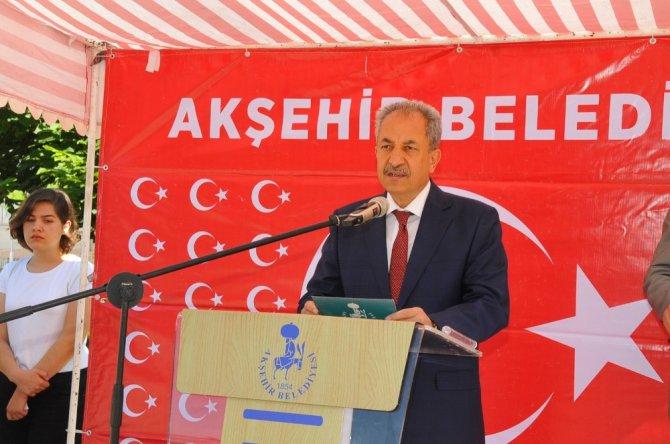 Akşehir'de Onur Günü kutlandı