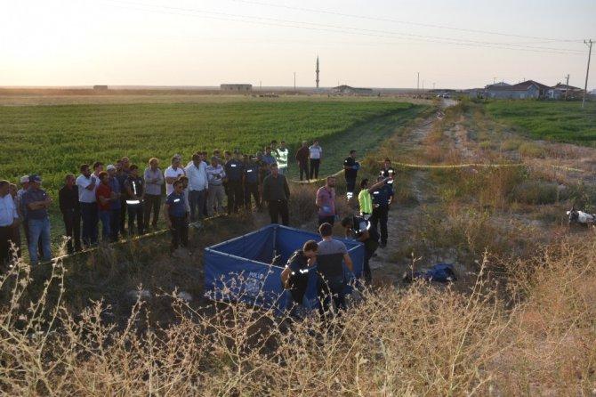 Kazada ölen motosiklet sürücüsü 6 saat sonra bulundu